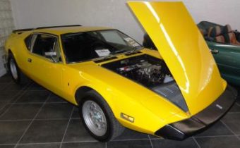 De Tomaso Pantera the Value Priced Supercar from Ford
