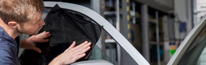 How to Get the Bubbles Out of Car Window Tint