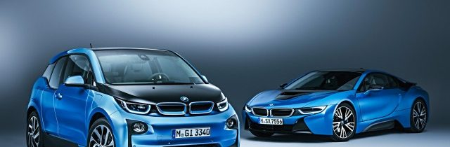 BMW Electric, Hybrid Sales Double in 2017